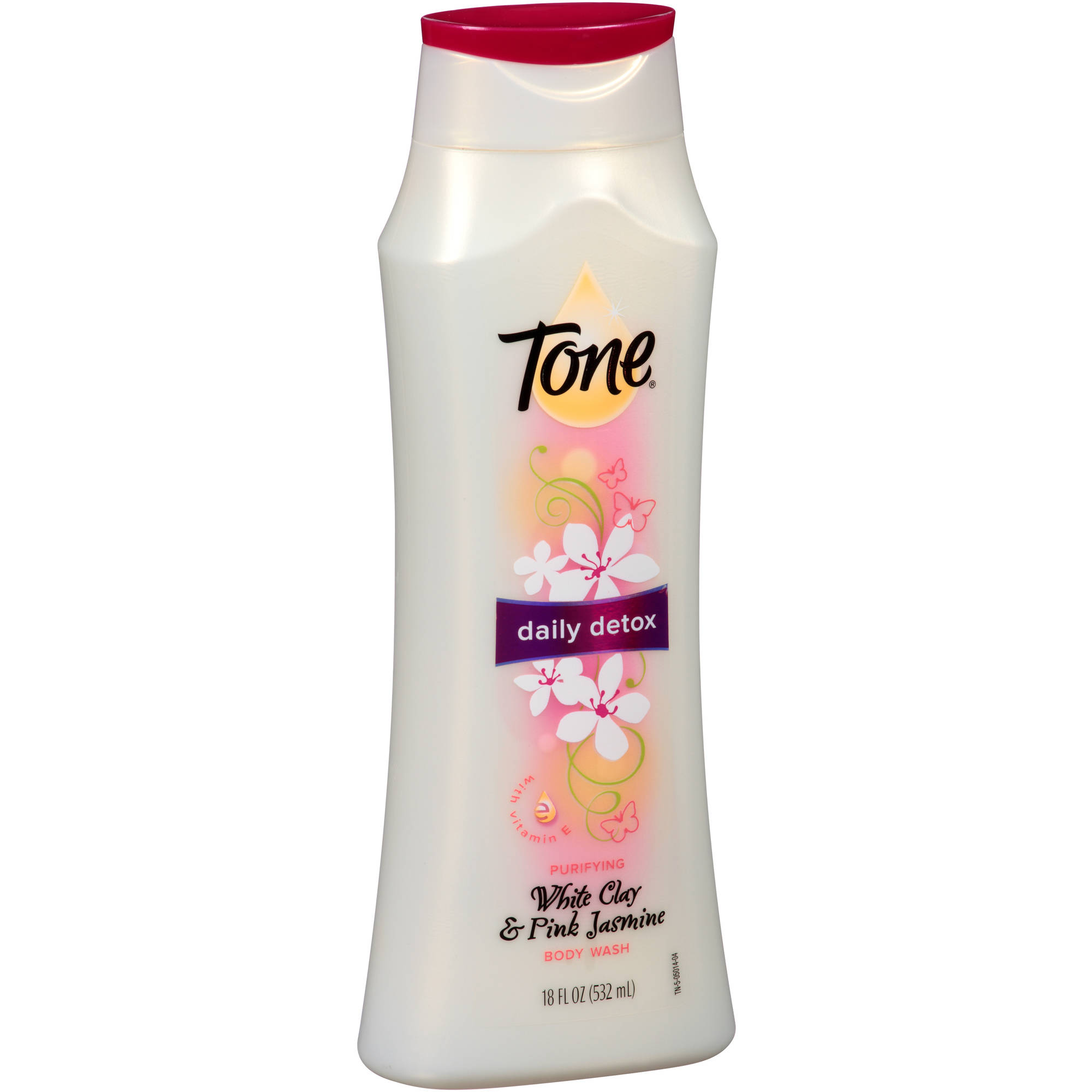 TONE 18FO BW WHITE CLAY DAILY DETOX