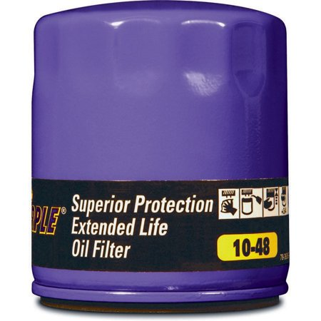 Royal Purple Extended Life Oil Filter 10-48, Engine Oil Filter for Buick, Cadillac, Chevrolet and