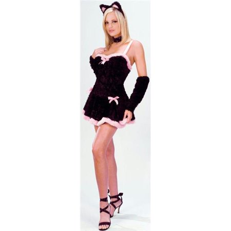 Costumes For All Occasions Fw120144Ml Kiss Me Kitty Adult Md/Lg for $<!---->
