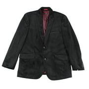 Mens Suit Separate Two Button Velvet Slim-Fit XL