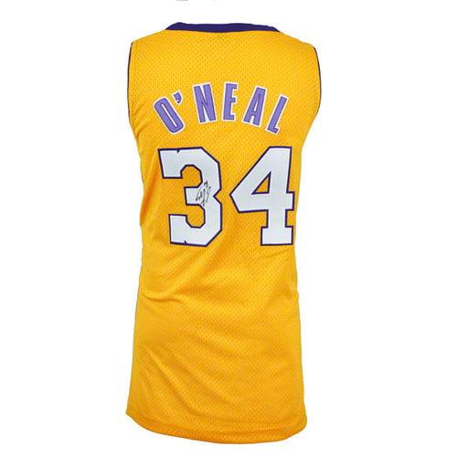 Details: Los Angeles Lakers, Yellow, Custom