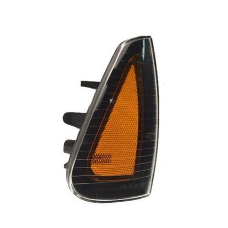 New Side Marker Corner Light (New Right Side Marker Corner Light - Fits 2006-2010 Dodge Charger # 4806218AD)