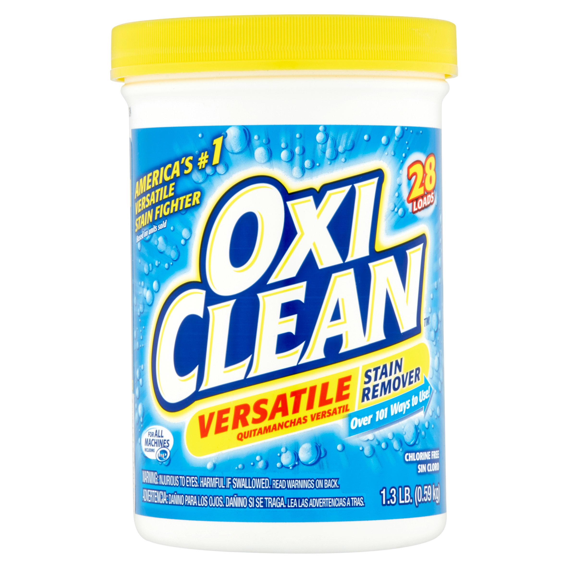 OxiClean Versatile Stain Remover 28 Loads 1.3 lb