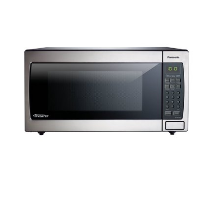 Panasonic NN-SN766S 1.6 Cu. Ft. 1250 Watt Microwave Stainless Steel