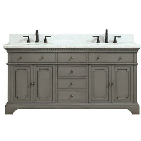 Terrific Ophelia Co Ruthann Marble Top 73 Double Bathroom Vanity Home Interior And Landscaping Ologienasavecom
