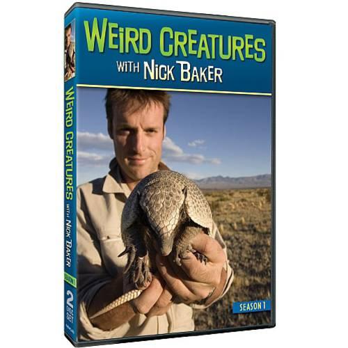 Weird Creatures With Nick Baker: Series 1