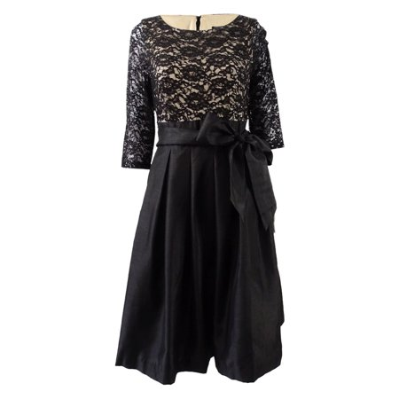 cd947864c387 Jessica Howard Lace Fit And Flare Dress - Dress Foto and Picture