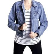Atticus - Rexford Juniors Denim Jacket - Small