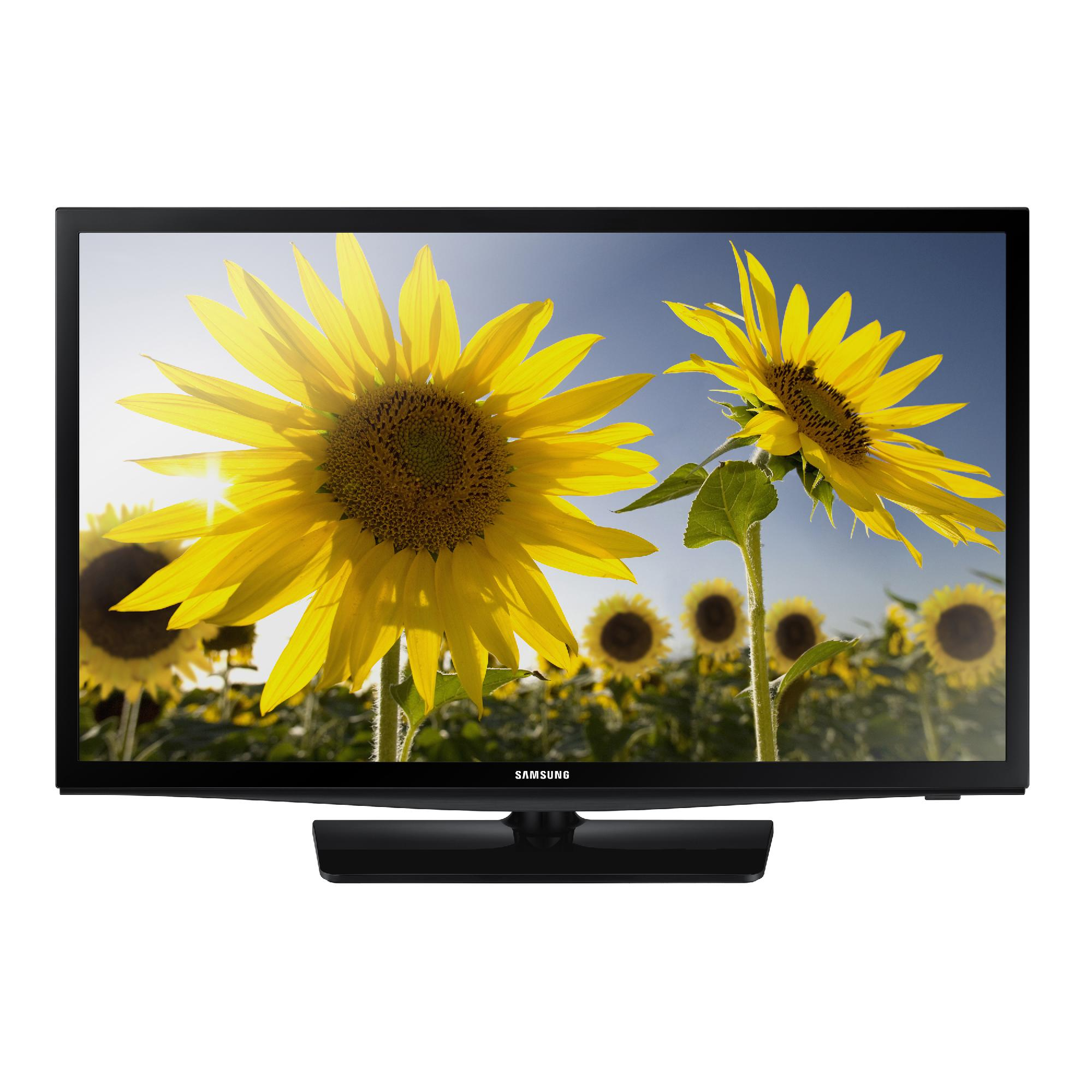 "SAMSUNG 24"" 4500 Series - HD LED TV - 720p, 120MR (Model#: UN24H4500)"