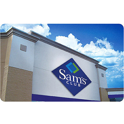 Sam's Storefront Gift Card