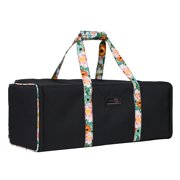 Everything Mary Craft Tote for Cricut, Brother, & Silhouette Machines - Machine Carrying Storage Bag for Air, Maker, Explore, & Cameo - Travel Carry Case for Vinyl & Accessories