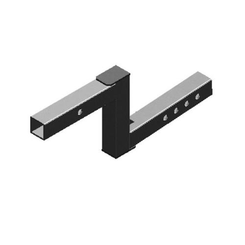 Prairie View Industries ADAPTER number 9 CLASS . 75, 4 inch RAISED ADAPTER FOR MT3000-MT3050-MT3100