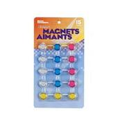 81127 - MAGNET COIN DIA 14MM  (15 pcs/pkg)