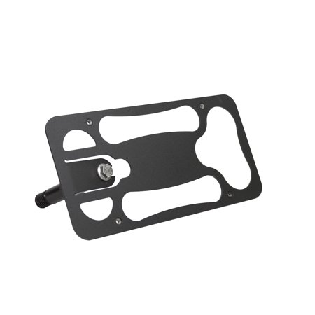 Platypus License Plate Mount For Toyota Highlander 2017 2019 No Drilling Holes In Your Per Made Usa By Cravensd