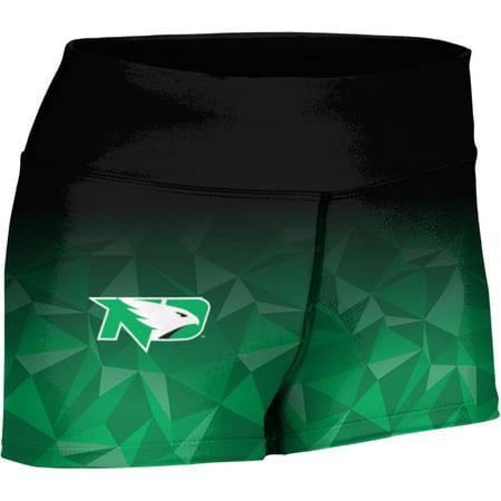 ProSphere Women's University of North Dakota Maya Boy Cut Short (Schwarz Und Mild Shorts)