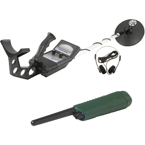 Bounty Hunter Gold Digger Metal Detector and Pinpointer
