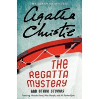 Agatha Christie Mysteries Collection (Paperback): The Regatta Mystery and Other Stories (Paperback)