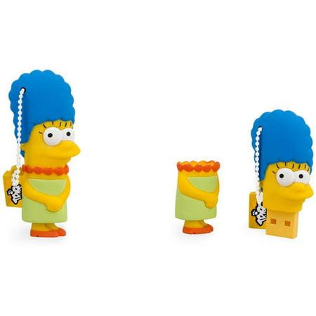 Maikii Tribe 8GB USB Memory Flash Drive, The Simpsons Marge