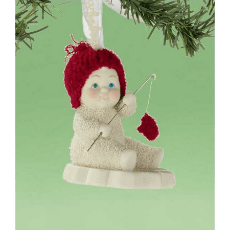 Department 56 Snowbabies Catch of the Day Ornament ()