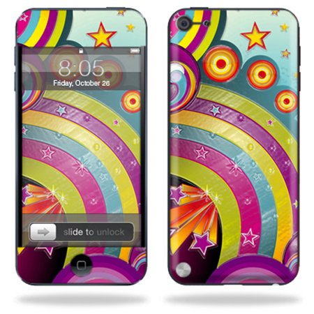 Mightyskins Protective Skin Decal Cover For Apple IPod Touch 5G 5th Generation MP3 Player Wrap Sticker Skins