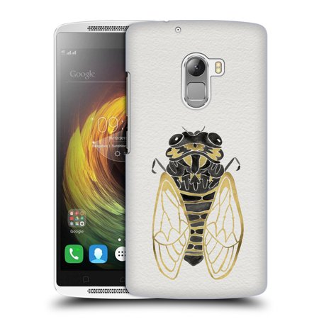 OFFICIAL CAT COQUILLETTE INSECTS HARD BACK CASE FOR LENOVO PHONES