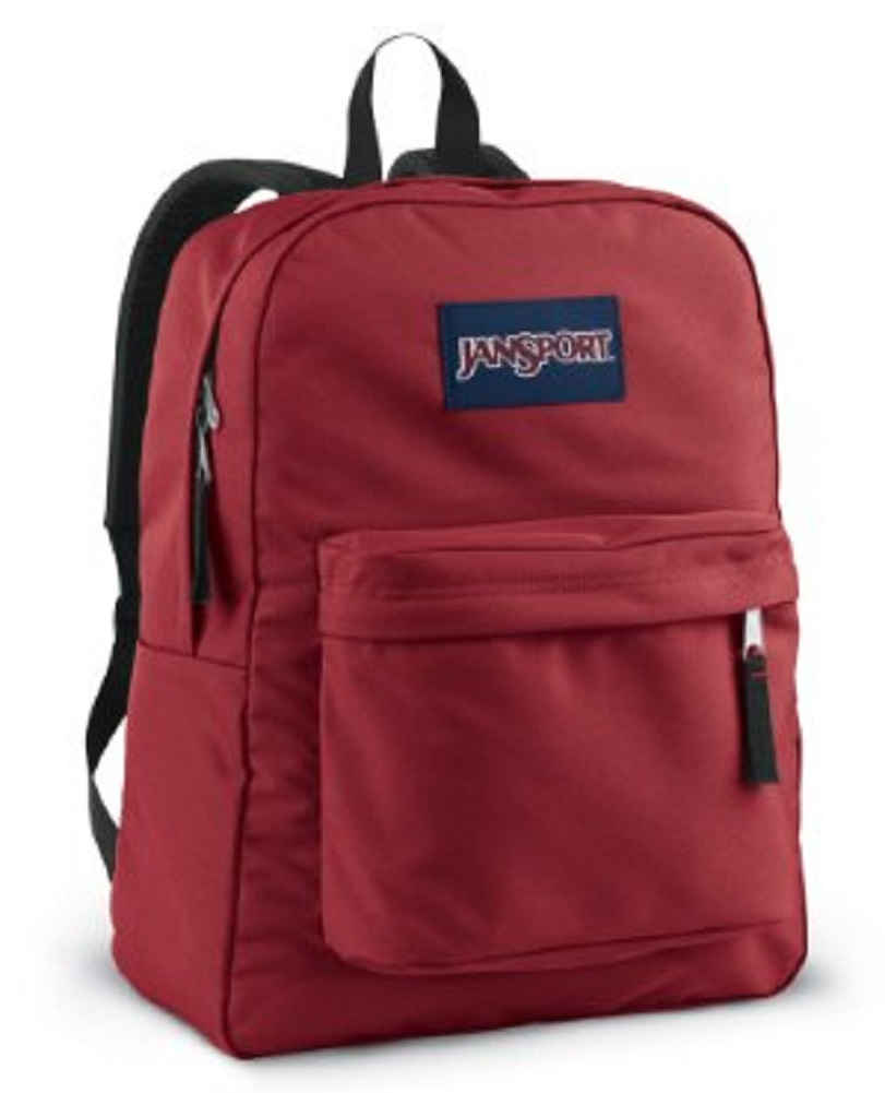 JanSport Classic SuperBreak Backpack - Viking Red