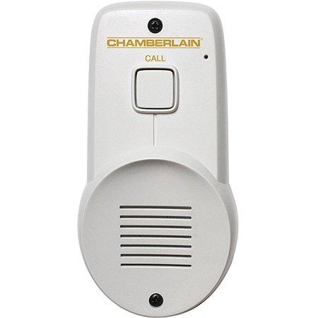 Chamberlain Wireless Indoor/Outdoor Portable Intercom