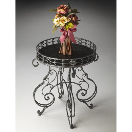 Butler 2284025 Round Accent Table - Metalworks