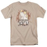 Samurai Jack Jack Pose Mens Short Sleeve Shirt
