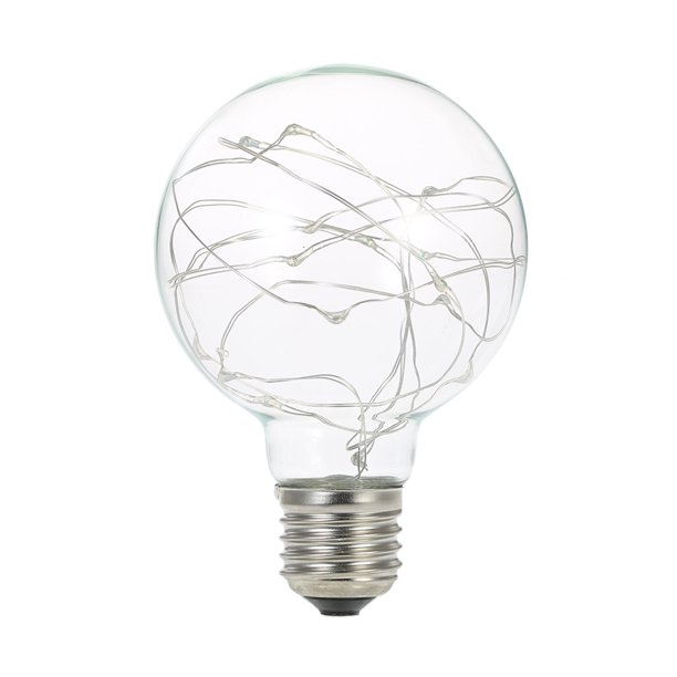 220-240V E27 Copper Wire String Light Fairy LED Bulb