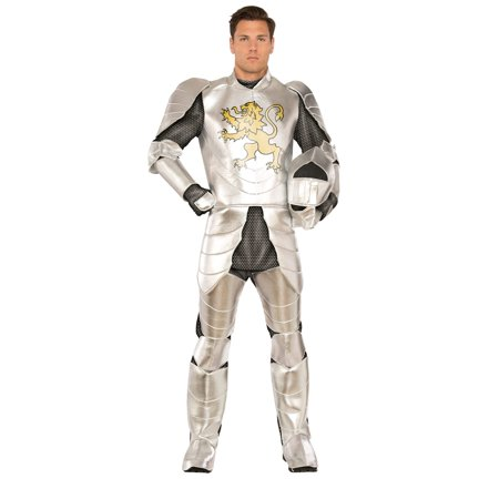 Men's Knights Tale Plus Size Halloween - Arkham Knight Costume
