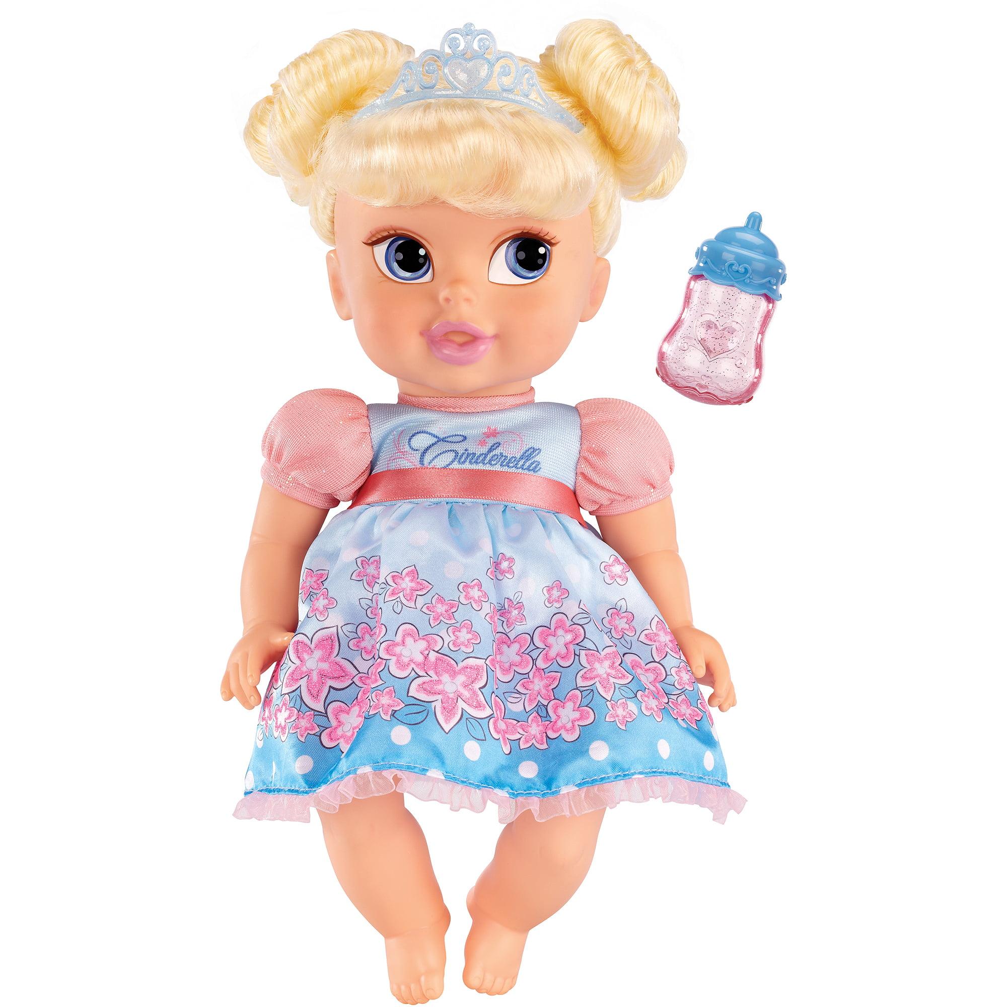Disney Princess Deluxe Baby Doll, Cinderella