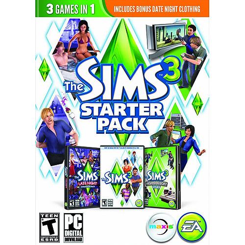 Sims 3 Starter Pack (PC)
