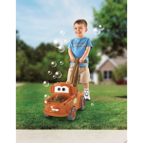 Fisher Price Disney Cars 2 Bubble Mater