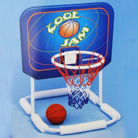 Water Sports Cool Jam Basketball Poolside Swimming Pool Game