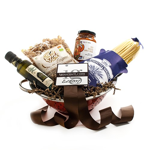 Pasta Classic Gift Basket