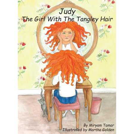 Judy the Girl with the Tangley Hair - Judy Jetson Hair