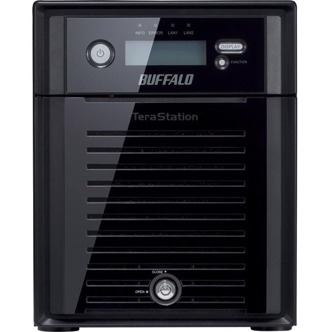 Buffalo TeraStation 5400 Windows Storage Server 4-Drive 8TB (4x2TB) Desktop NAS by Buffalo Technology %28USA%29%2C Inc