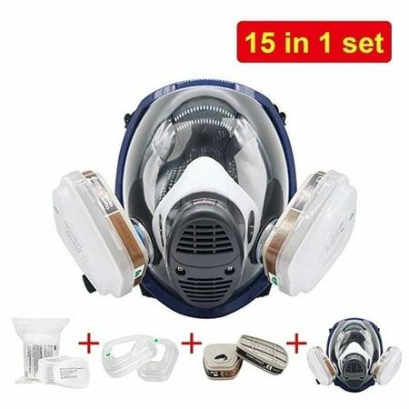 respirator safety mask