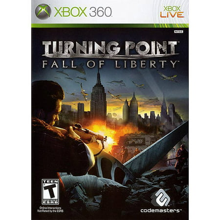 Turning Point: Fall of Liberty - Collectors Edition (XBOX 360) (Xbox 360 Flash Point)