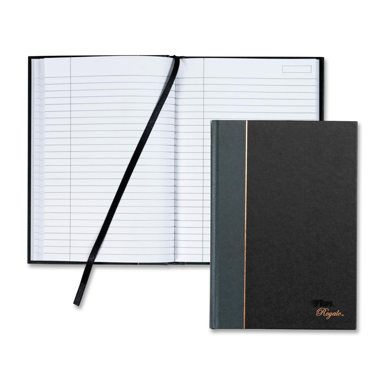 TOPS, TOP25230, Royal Executive Business Notebooks, 1 Each
