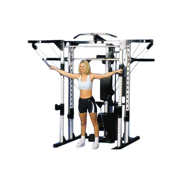 Yukon Fitness CPKG-CCO Caribou III Deluxe Package Home Gym