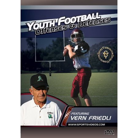 Youth Football Offenses and Defenses (Football 50 Defense)