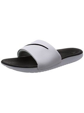 0745e278590762 Black Girls Sandals   Flip Flops - Walmart.com