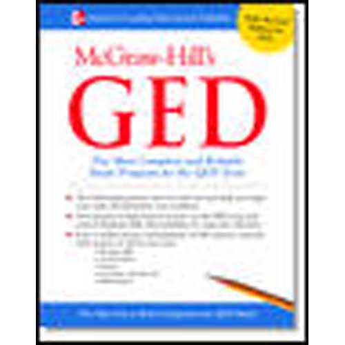 McGraw-Hll's GED: The Most Complete and Reliable Study Program For The GED Tests