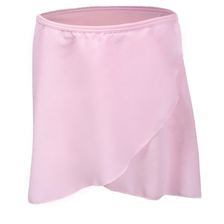 Sansha Pink Freda Wrap Dance Skirt Girls 4-14