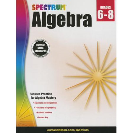 Spectrum Algebra (Best Way To Learn Algebra)