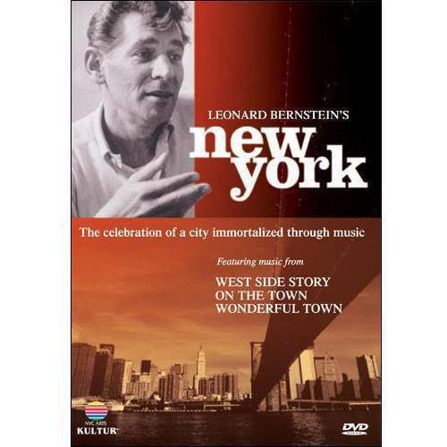 Leonard Bernstein's New York (Music DVD)