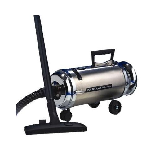 Metrovac Compact Canister Vacuums Ov-4bcsf - 2.98 Kw Motor - 11.25 A (ov-4bcsf)