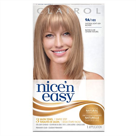 Clairol Nice N Easy Permanent Hair Color 9a 102 Natural